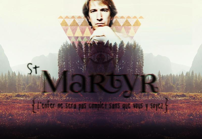 Saint-Martyr des damnés