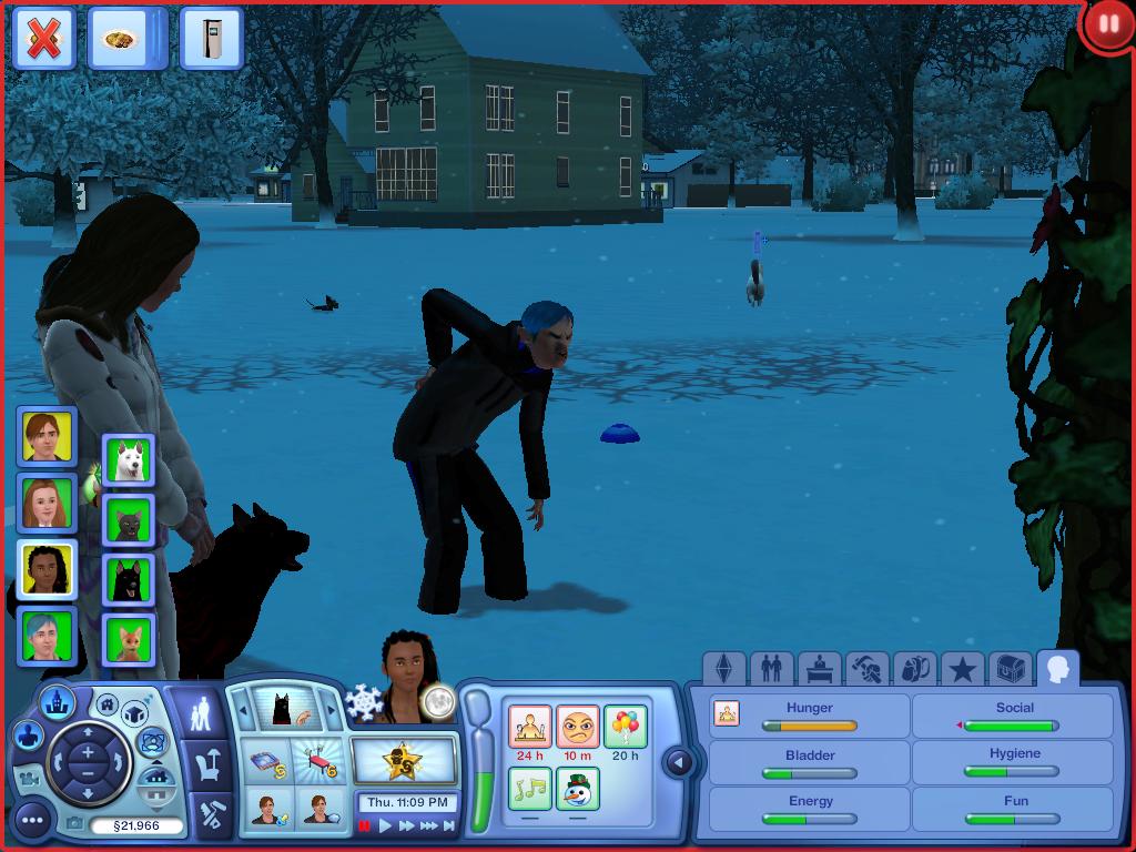 Les Sims ... Avec Kimy ! 322940bellecaptureSoraxD