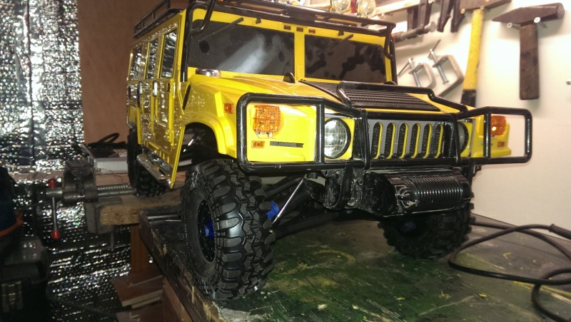 HUMMER H1 au 1/6 sur base SUMMIT 323216IMAG1274