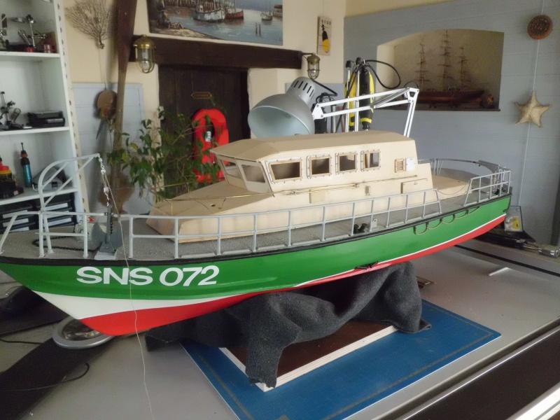 POURQUOI PAS II canot 17.60m SNSM Saint-Malo sur plan au 1/20° - Page 4 323868CIMG2828