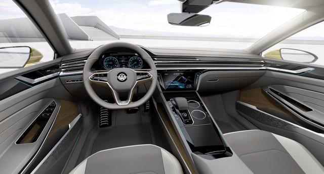 Salon de Genève 2015 : première mondiales du sport Coupé Concept GTE  323884vwsportcoupeconceptgteint001011