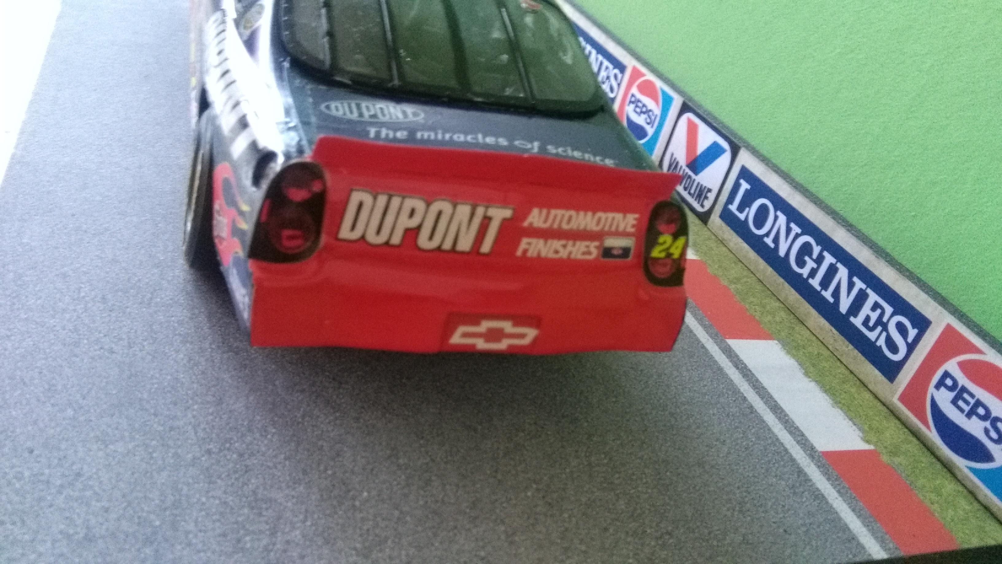 Chevy Monte-Carlo 2001 #24 Jeff Gordon Las Vegas win  324050IMG20171203141720