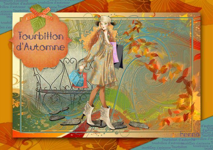Tourbillon d'Automne(PSP) 324649automneabc