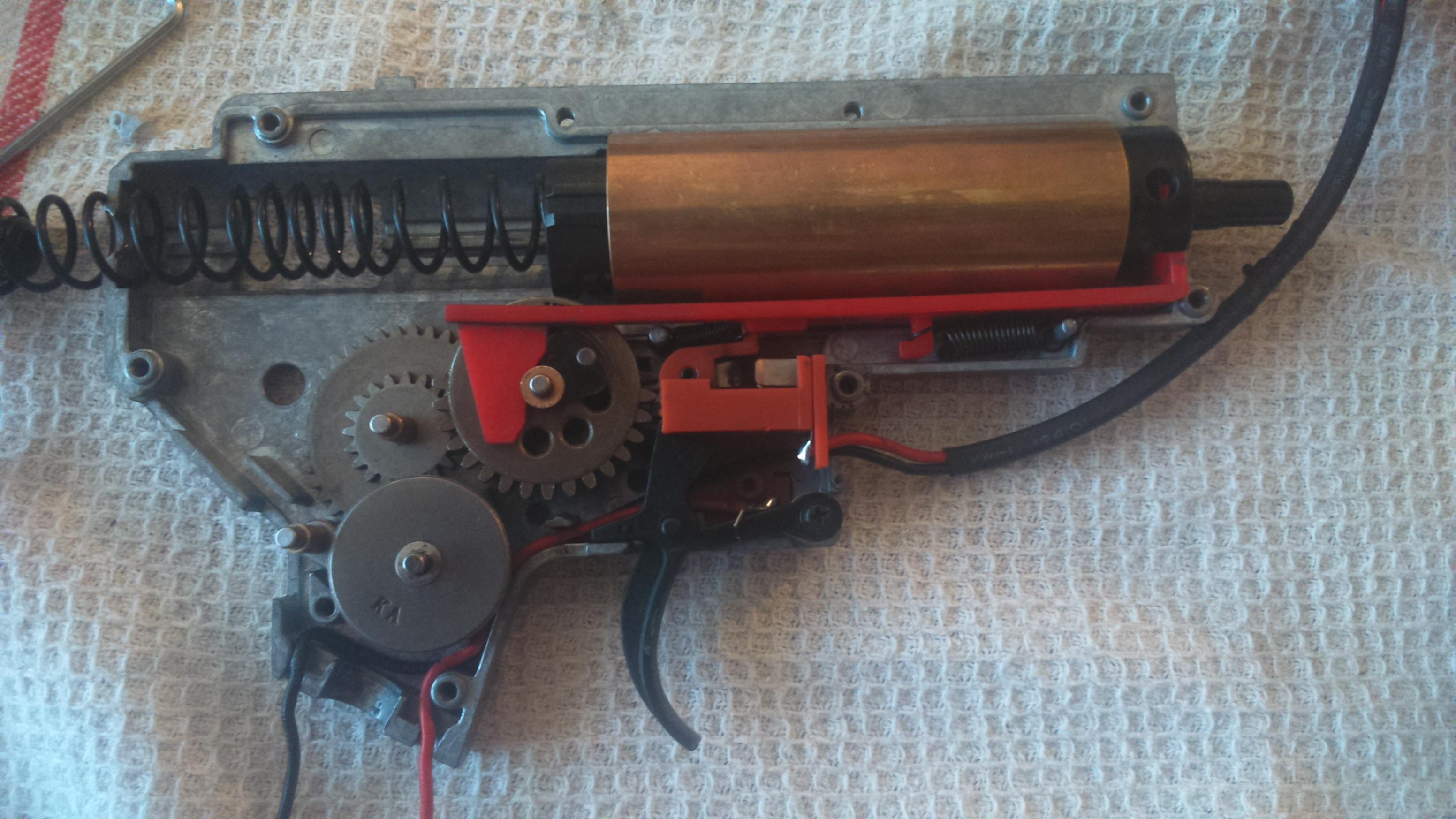 Démontage Gearbox 324887DSC0403