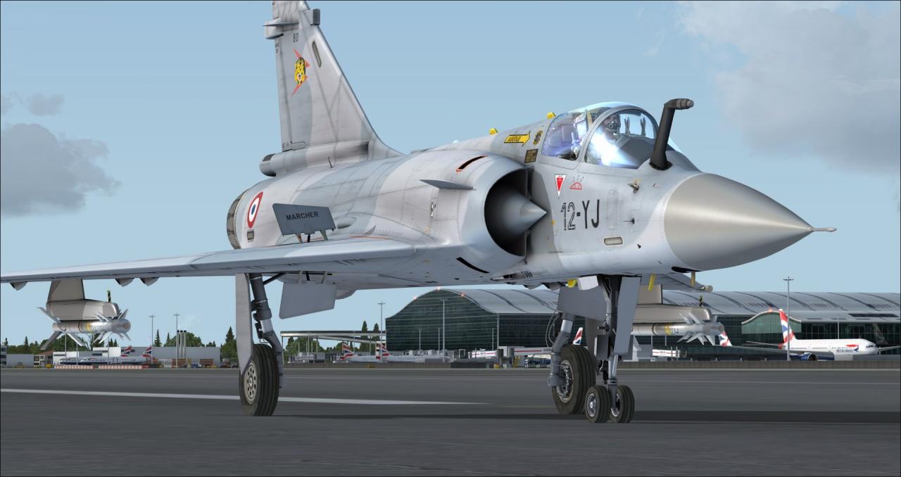 Mirage 2000-C 325125M2K6