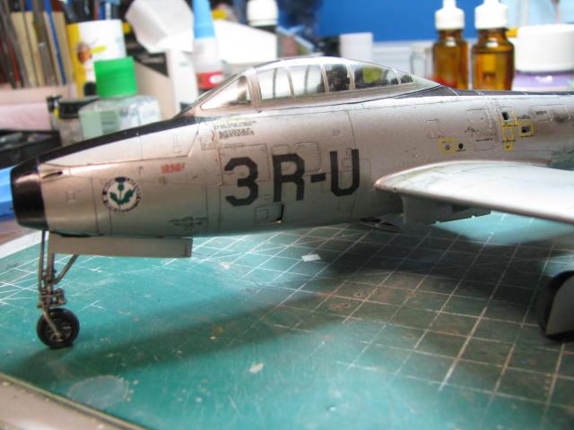 DUO: F-104N (NASA) + F-104G (BAF) Hazegawa 1/48  - Page 2 326187IMG7214