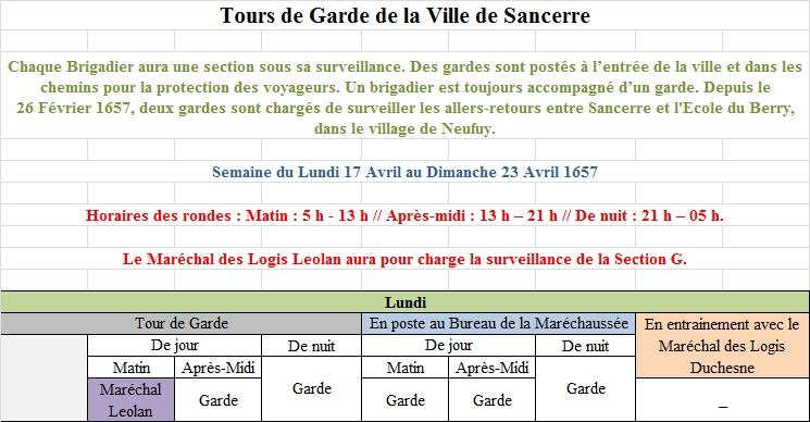 [RP] Plannings des Tours de Gardes de la Ville de Sancerre 3264961Planning