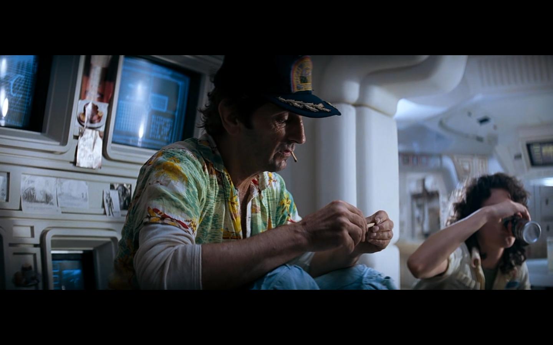 Alien - Nostromo Crew 327147Sanstitre4