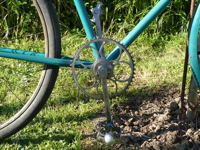 Vélo de ville LEMERCIER  Paris - St Etienne 1939- 327215P1230283