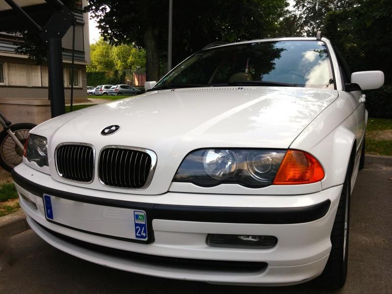 Ma nouvelle acquisition une BMW 320iA Touring - Page 2 32826020140730191222