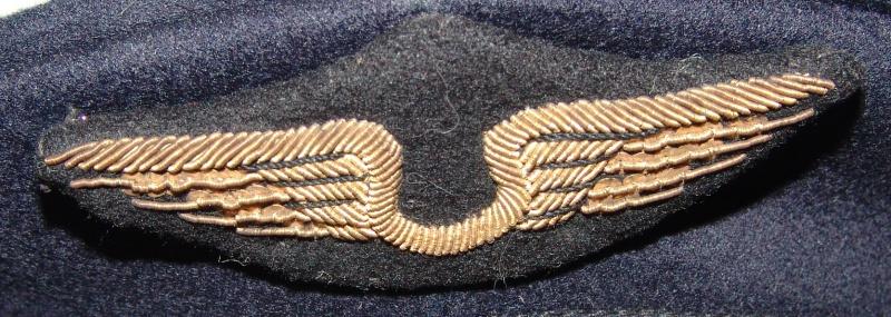 Insigne de casquette armée de l'air 329932DSC010