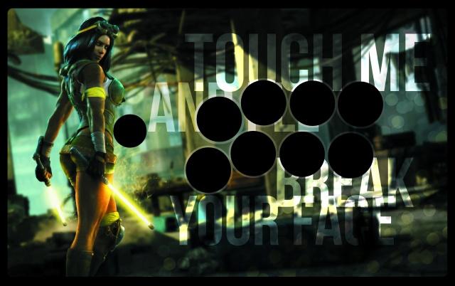 arcade stick killer instinct database 330233Orchid01