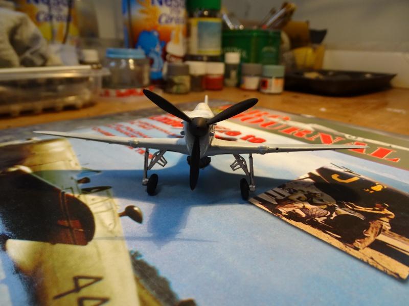 Morane Saulnier MS 406 GC I/2 Damblain Sgt Antoni Beda Avril 1940 331041DSC01310