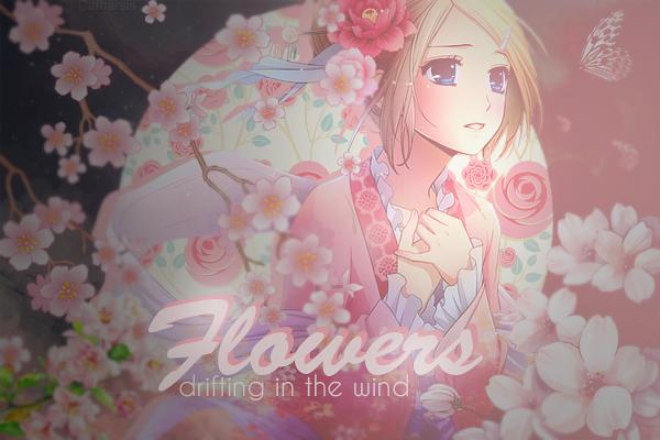Fleurs de Cerisiers. [SIGNATURE COMPLÈTE] Tout niveaux 332044flower