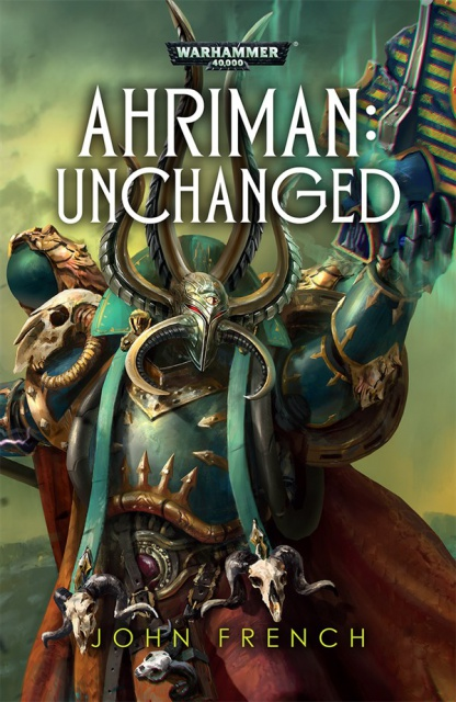 Programme des publications The Black Library 2015 - UK  - Page 8 332764ahrimanunchanged