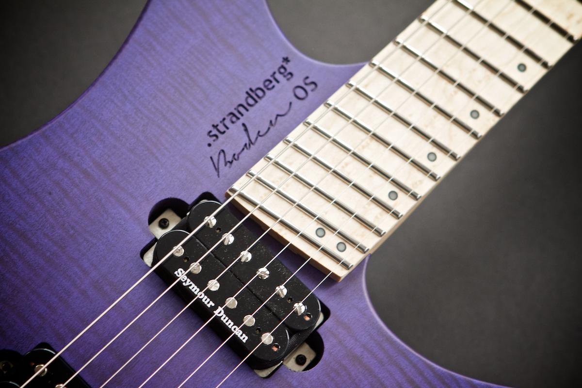 Ah les Suédoises..... Strandberg Boden OS6 Trans purple 333078138