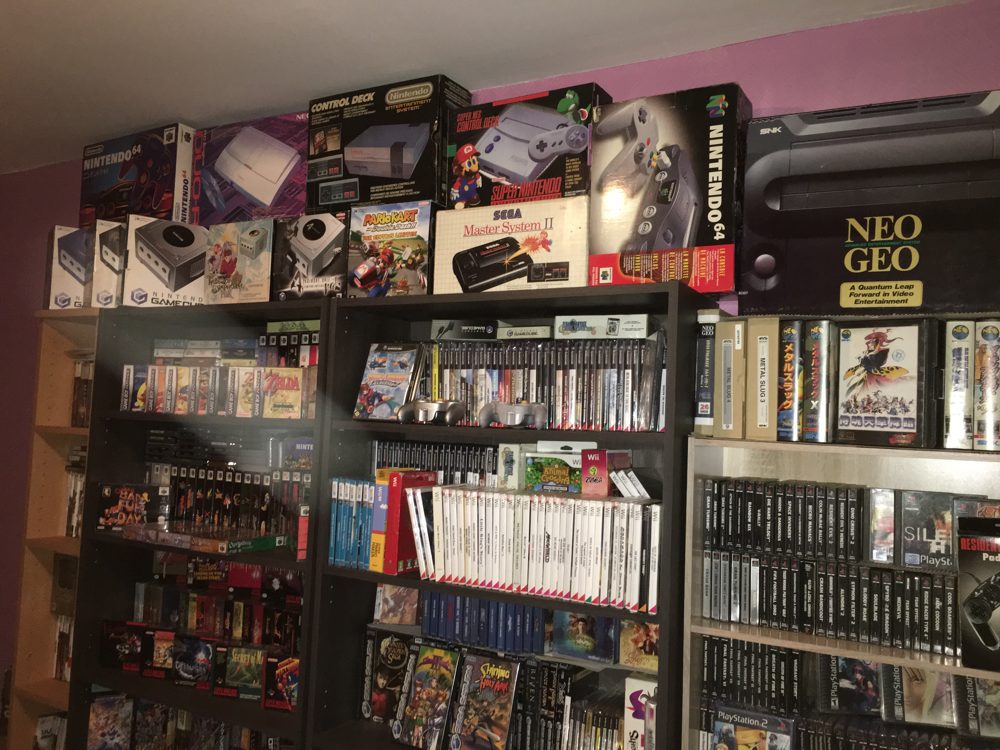 Votre Gameroom en une photo ! - Page 3 333507GRoom02