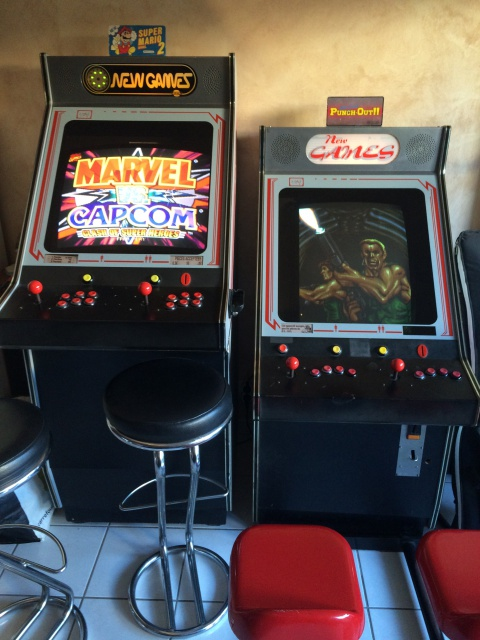 borne arcade 1943