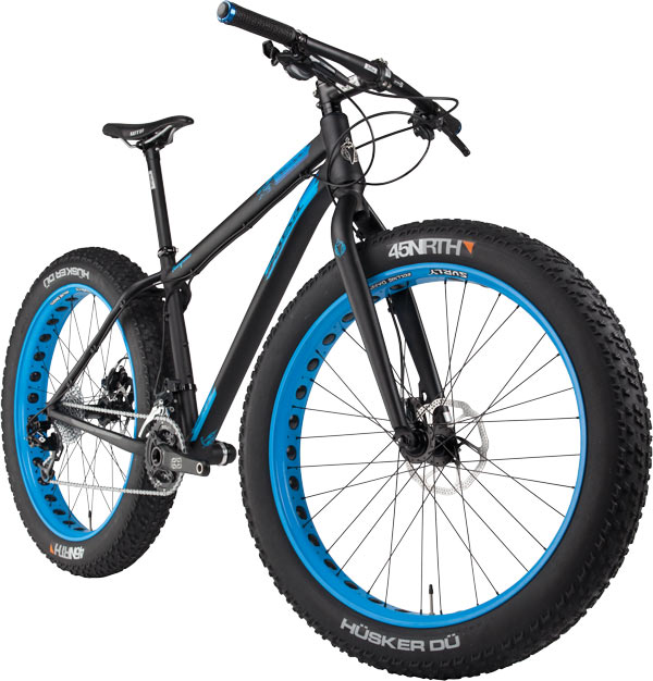 SALSA 3342042013SalsaCyclesBeargreaseFatbikeFront