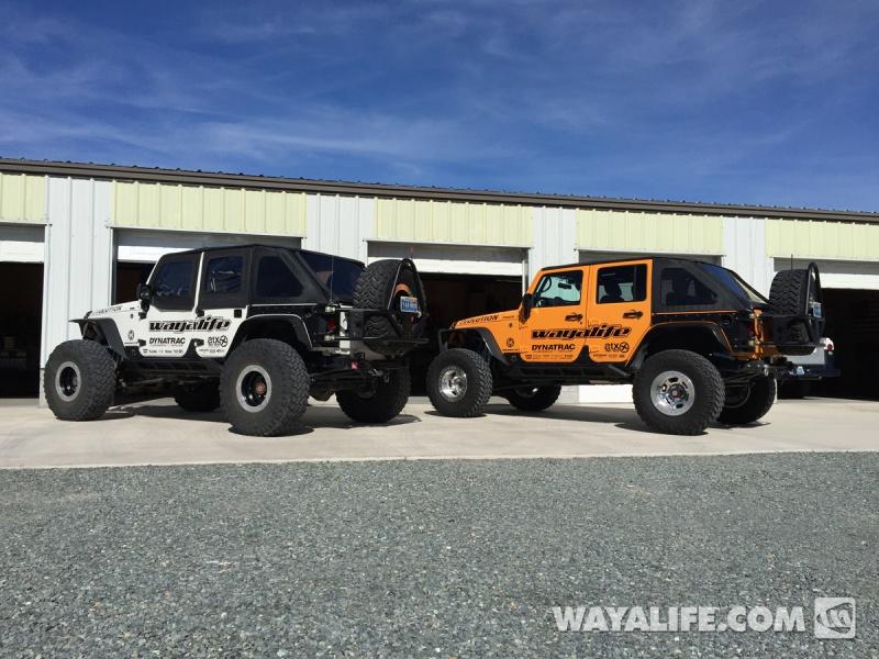 WAYALIFE Rubicon Jeep 3353859124