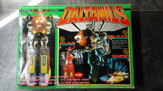 Daltanius / Daltanious  335537IMG20160414144024