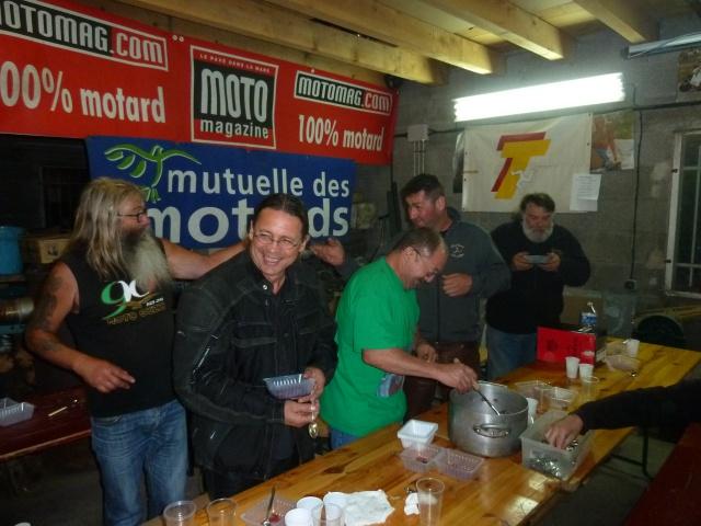 Blaireau Days 2014 :au centre de remise en forme de Vaux la secousse (52) 335710P1410902