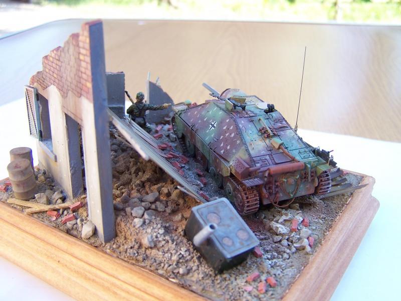 Embuscade  ,Allemagne 1945 3359111006125