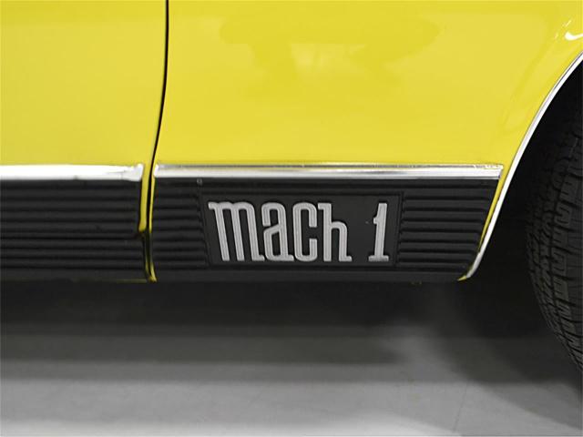 mustang 1970 MACH 1  au 1/24 de chez revell  336371mustangmach119705