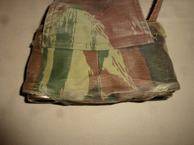 Jumelles et couvre-jumelles camouflage lézard 336480P1070136