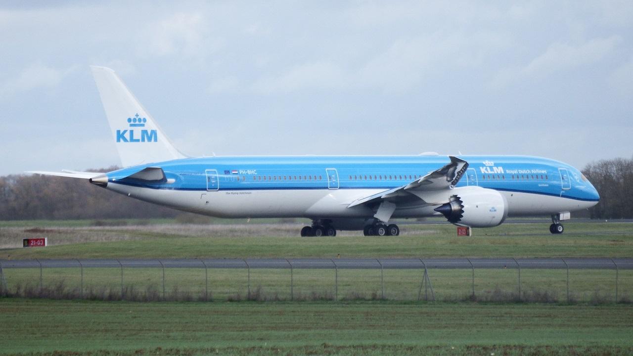 Châteauroux LFLX-CHR - 787 KLM ! (Novembre 2015) 336497KLM7875