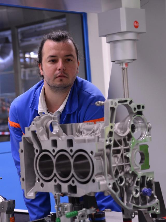 Citroën : L'e-THP130 nouveau moteur essence de la famille PureTech 336615P13138058