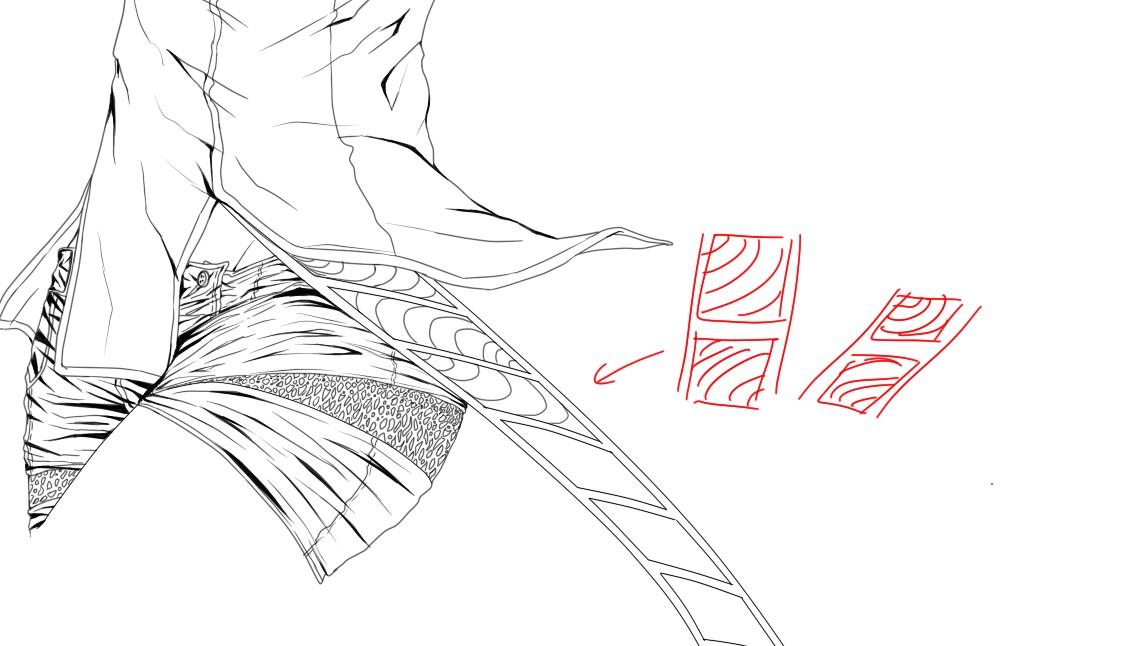 Vectoriel - [Tutoriel] Le calque vectoriel sous Paint tool Sai [Dreamy] 336770227