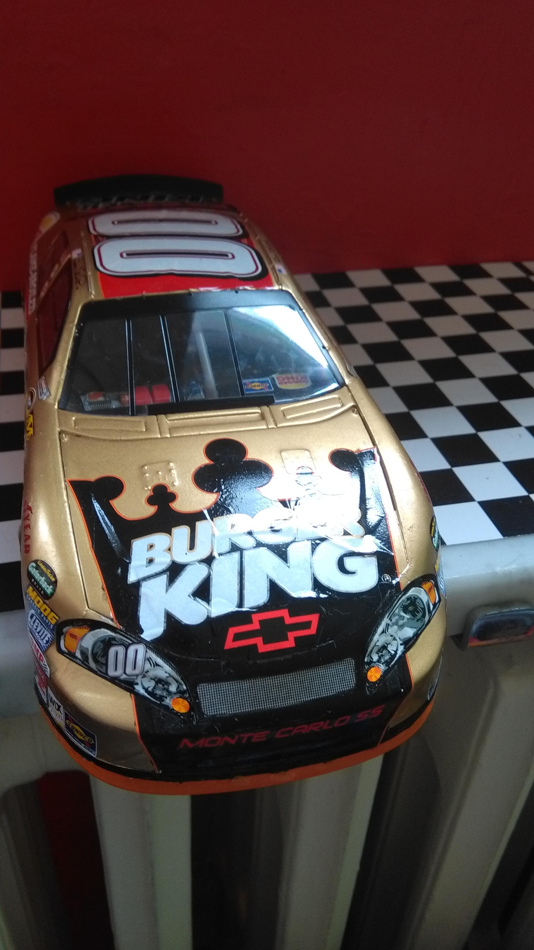 Chevy Monte-Carlo 2006 #00 Bill Elliott Burger King 337299IMG20170513134342