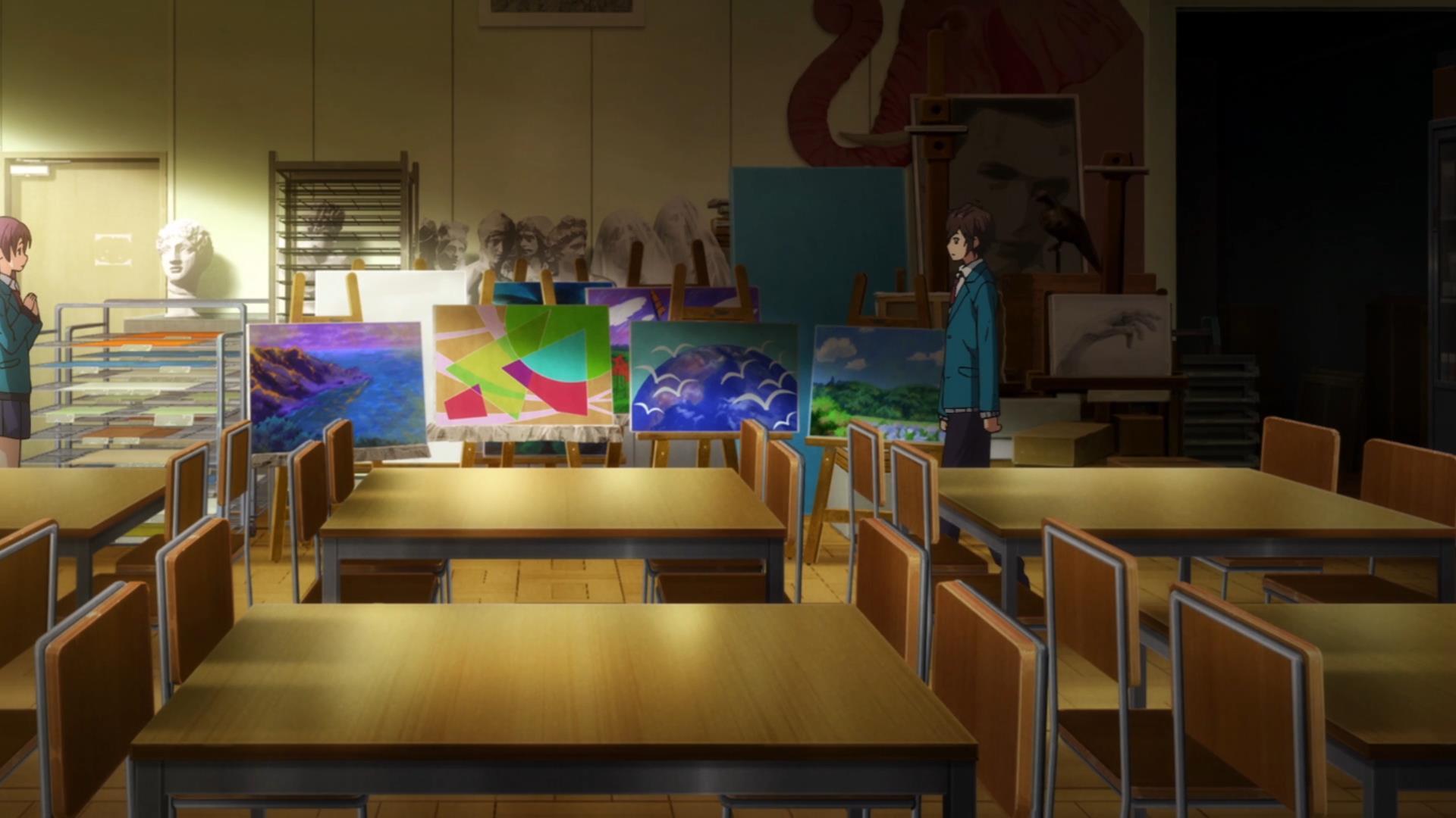 [2.0] Caméos et clins d'oeil dans les anime et mangas!  - Page 9 337452HorribleSubsZuttoMaekaraSukideshita011080pmkvsnapshot00451220161006202151