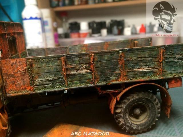 AEC Matador for sale AFV 1/35 337725IMG3950