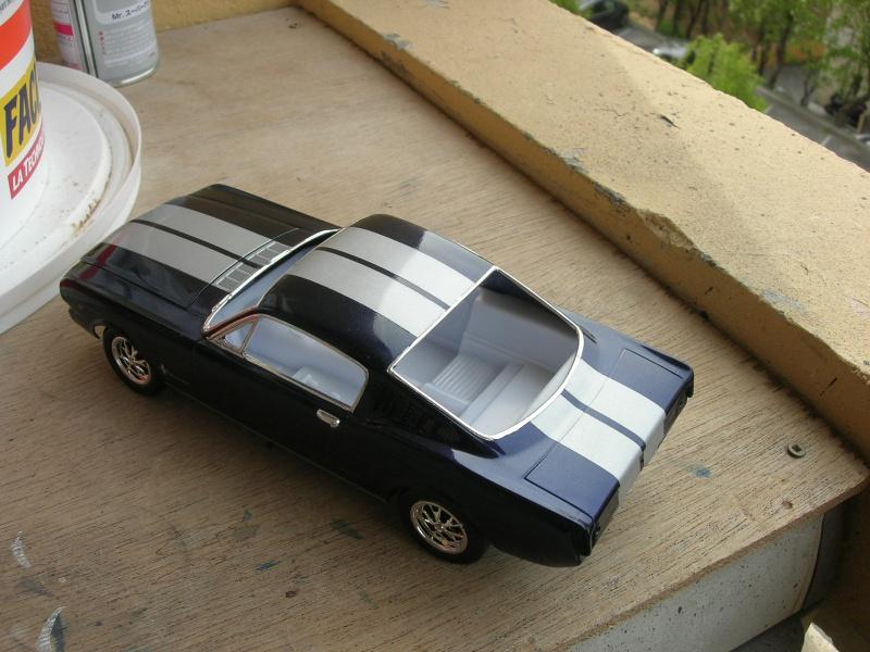 """Mustang Fastback""""65 Revell. 337765DSCN0023"""