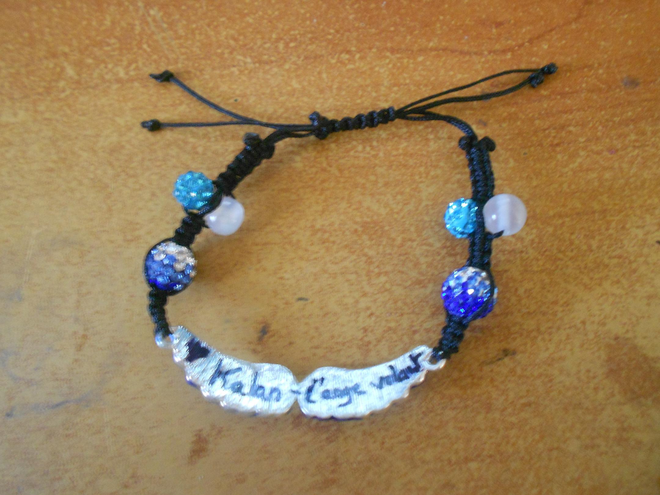 un bracelet en hommage a votre ange - Page 3 337907braceletkalan2