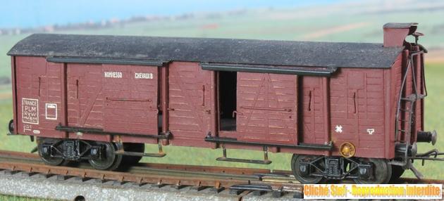 Wagons couverts à bogies maquette  338146VBcouvertTPbogiesguriteliedevinIMG3457