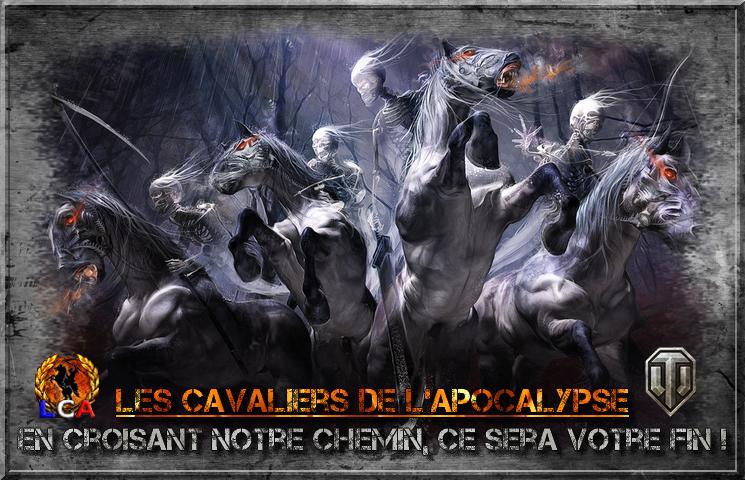 LCA - Les Cavaliers de l'Apocalypse