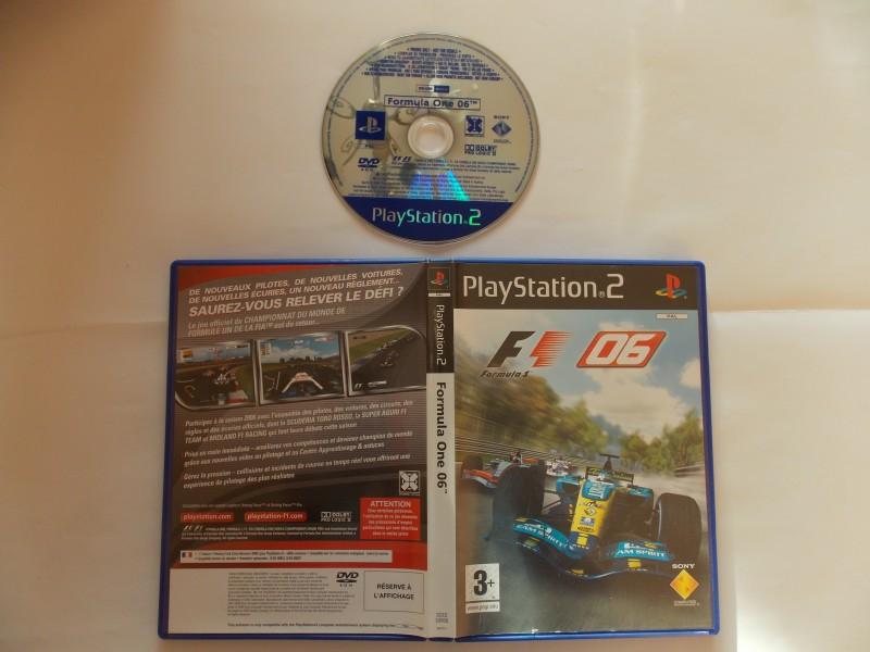 Formula One 06 338967Playstation2Formulaone06Blue