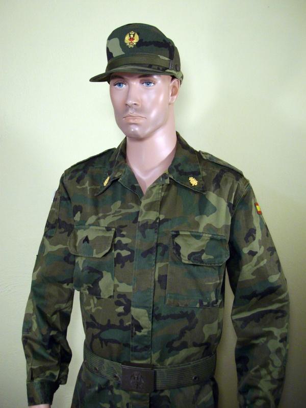 Uniforme armée espagnole 339186cff28