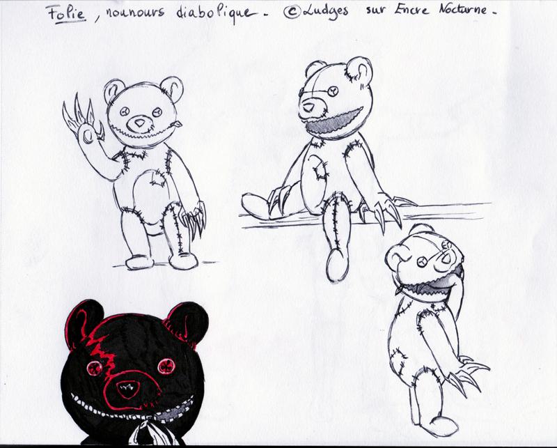 Dragons, chimères et créatures arc-en-ciel - Page 3 339440FolienounoursLudges