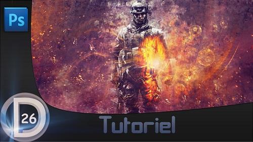 Tutoriel Wallpaper Battlefield ► 339794Miniature