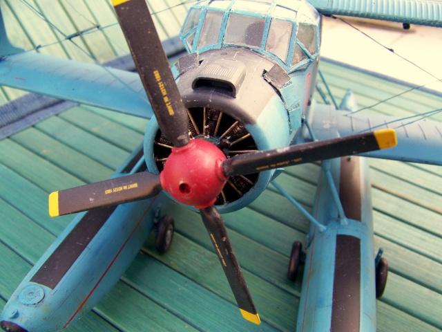 Pantouflard soviétique : l'Antonov AN-2V 3397991083681