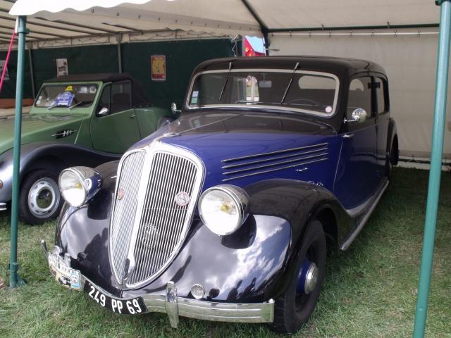 23e rassemblement de véhicules anciens et d'exception de Verna (38) - 2013 34015415