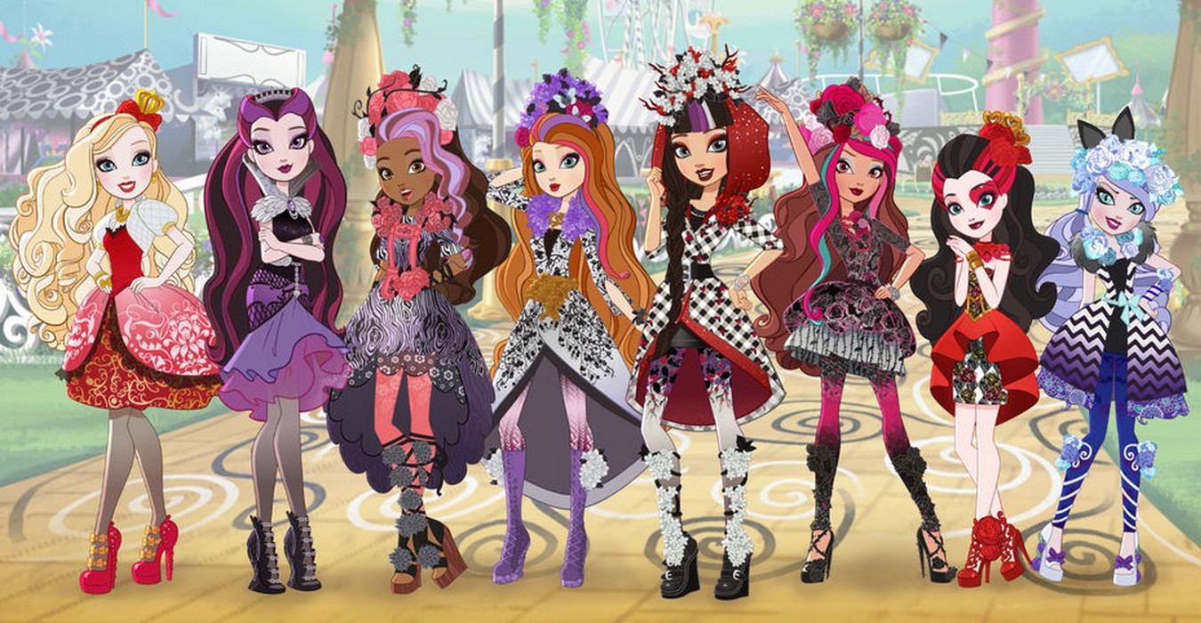 Ever After High, nouvelle génération