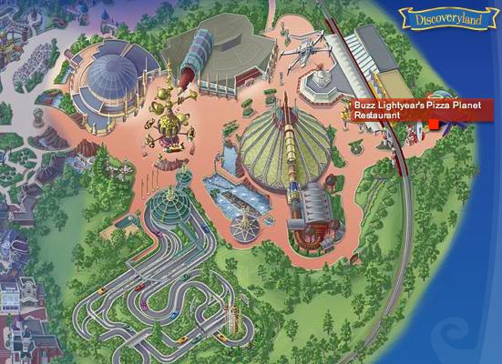 [Buffet] Buzz Lightyear's Pizza Planet Restaurant 341247BuzzLightyearsPizzaPlanetRestaurant