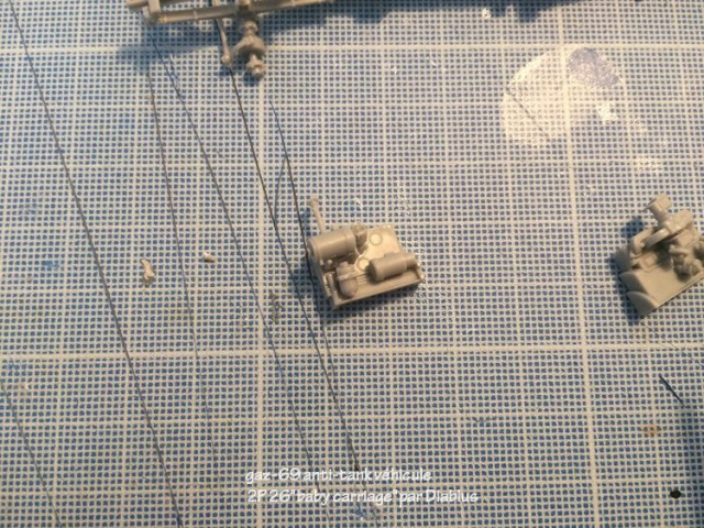 "GAZ-69 2P26 ""Baby carriage"" - Bronco 1/35 342033IMG4004"