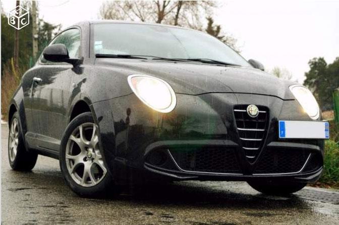 2016 - [Alfa Romeo] MiTo restylée - Page 4 342258Sanstitre1