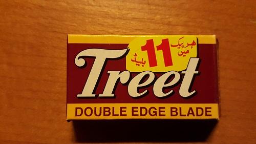 Treet Carbon (Boite Bordeaux, lame noire) 34257420160308042810